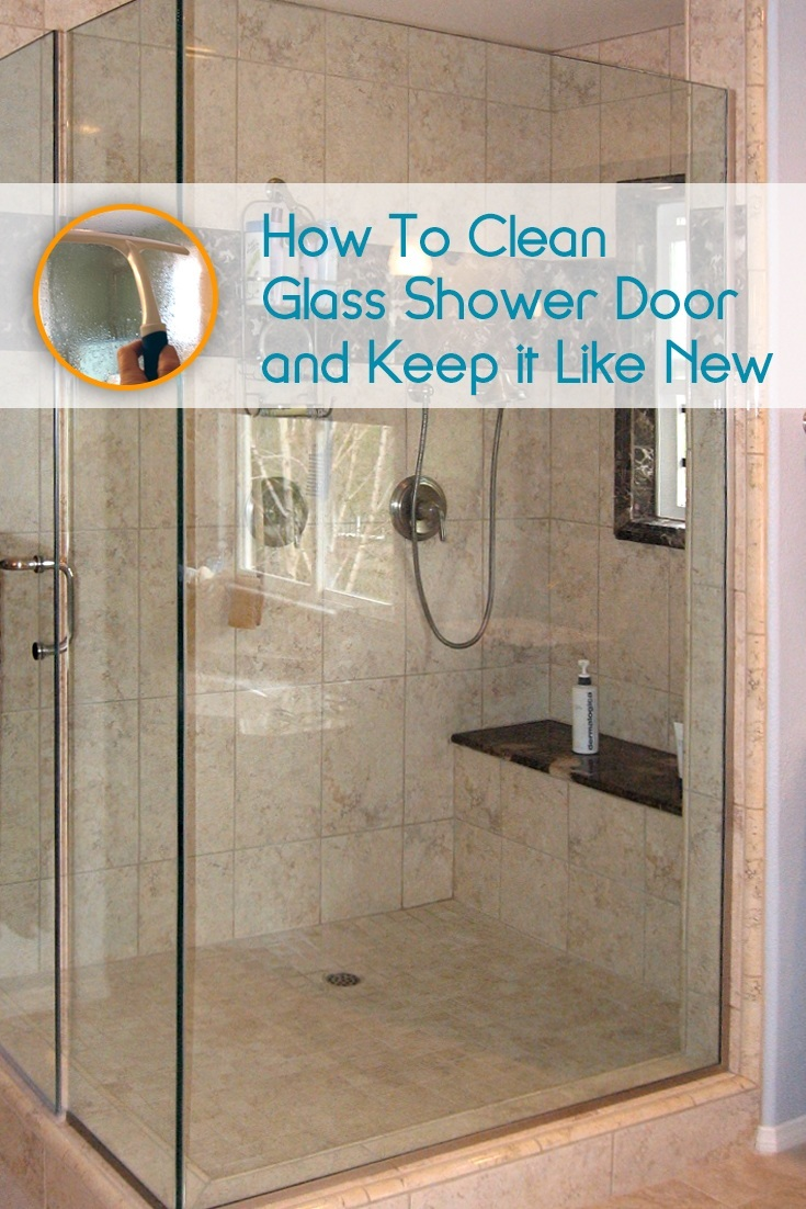 How To Clean Shower Glass And Keep It Like New House